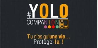 Application Yolo Companion : Tu n'as qu'une vie … protège-là !
