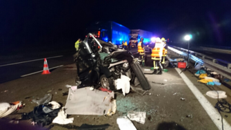Accident sur l'A6 du 11 mars 2016
