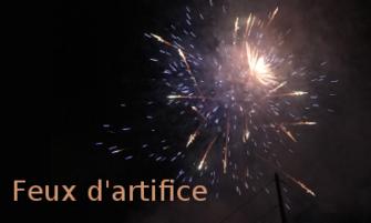 Feux d'artifices et lanternes célestes