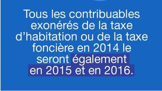 Impots Locaux Extension A 2015 Et 2016 De L Exoneration