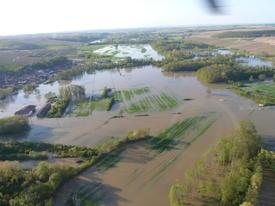 PPR inondation du Serein - en cours d'élaboration